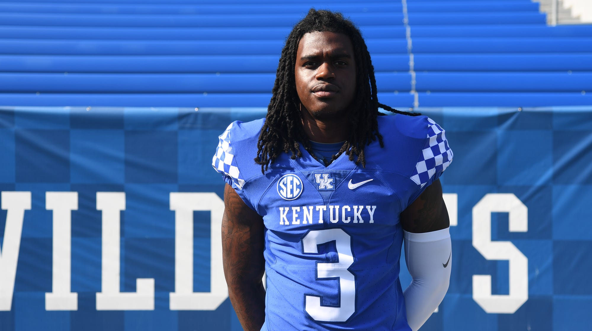 Kentucky Football Three Things To Know About Terry Wilson