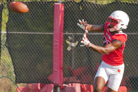 Tyler Harrell is one of several players who have not played and will more than likely redshirt.