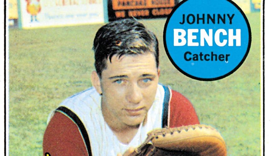 Topps, Beckett reveal Cincinnati Reds legendary trading card lineup