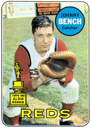 Johnny Bench then.