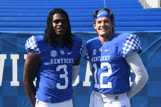 Kentucky football 2018 Media Day
