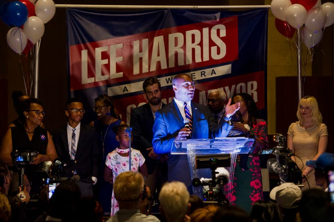 Lee Harris will become mayor of Shelby County on Sept. 3.
