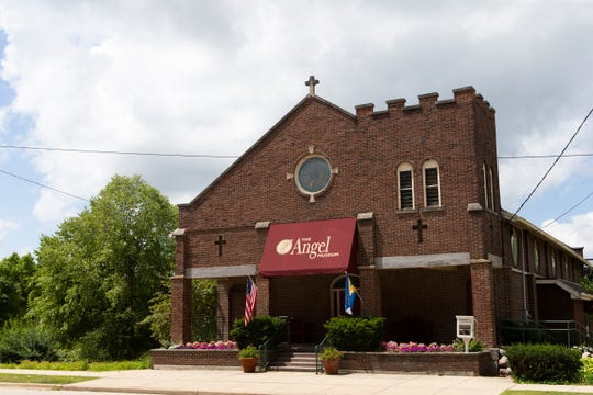 The Angel Museum in Beloit is closing after 20 years of business. The museum, housed in an early 1900s church, holds approximately 12,000 angel figures collected by Joyce and Lowell Berg. The museum is one of a kind in the world.