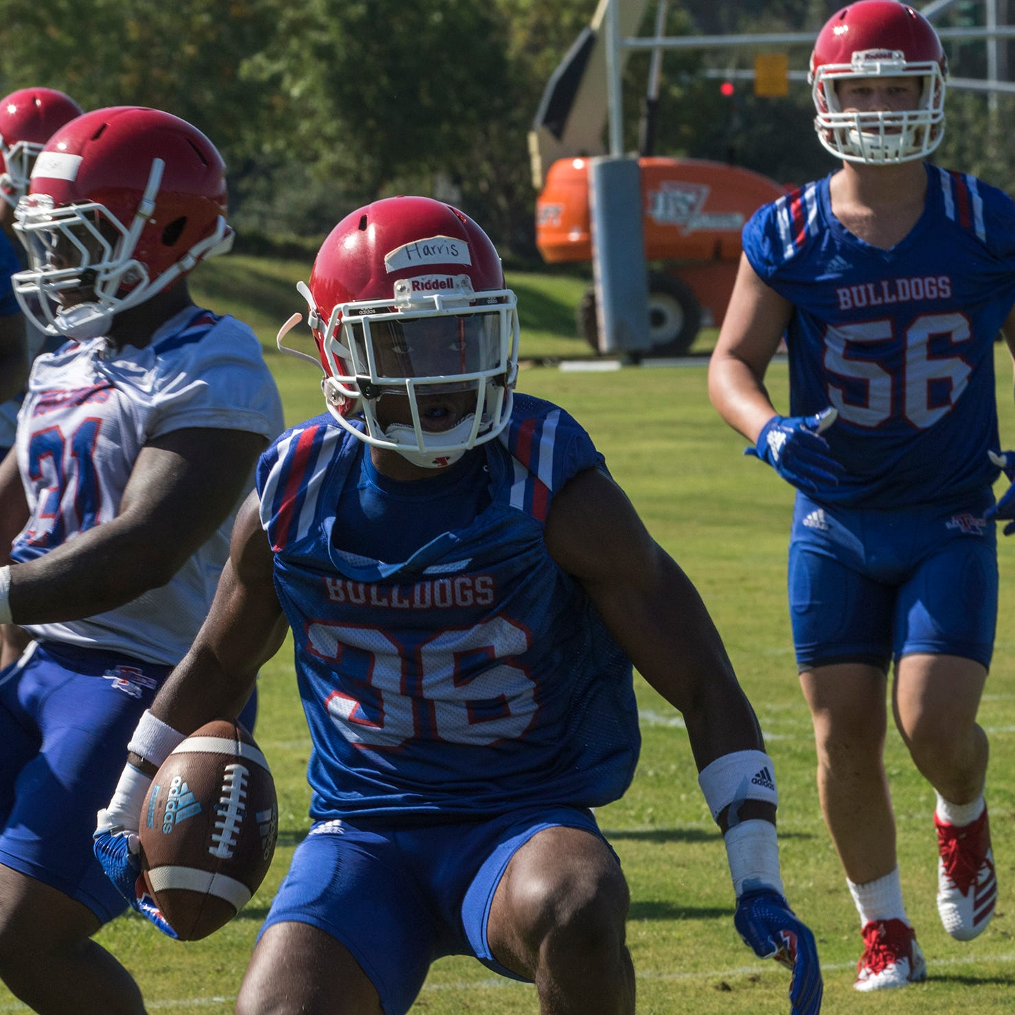 Who could be Louisiana Tech's next Amik Robertson?