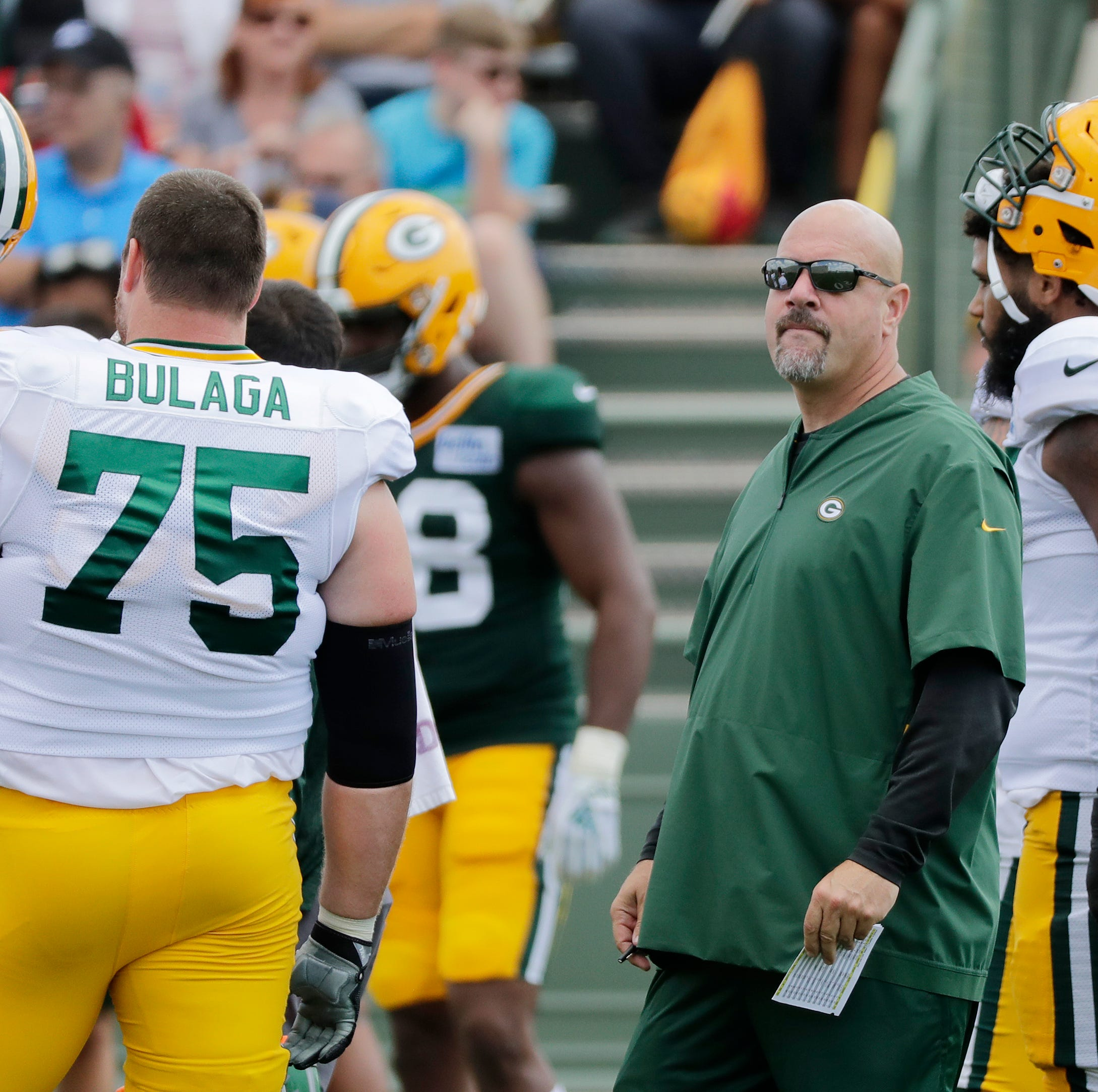 Packers Morning Buzz: Mike Pettine's revolving-door defense seeks consistency