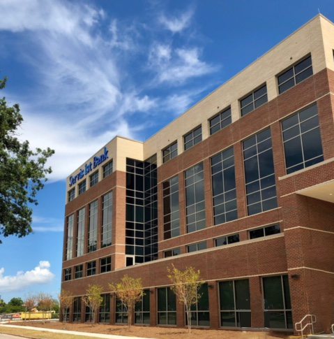 ServisFirst Bank's new building leaves plenty of wiggle room for growth