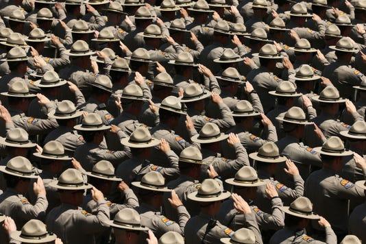 Funeral Service For Dps Trooper Tyler Edenhofer
