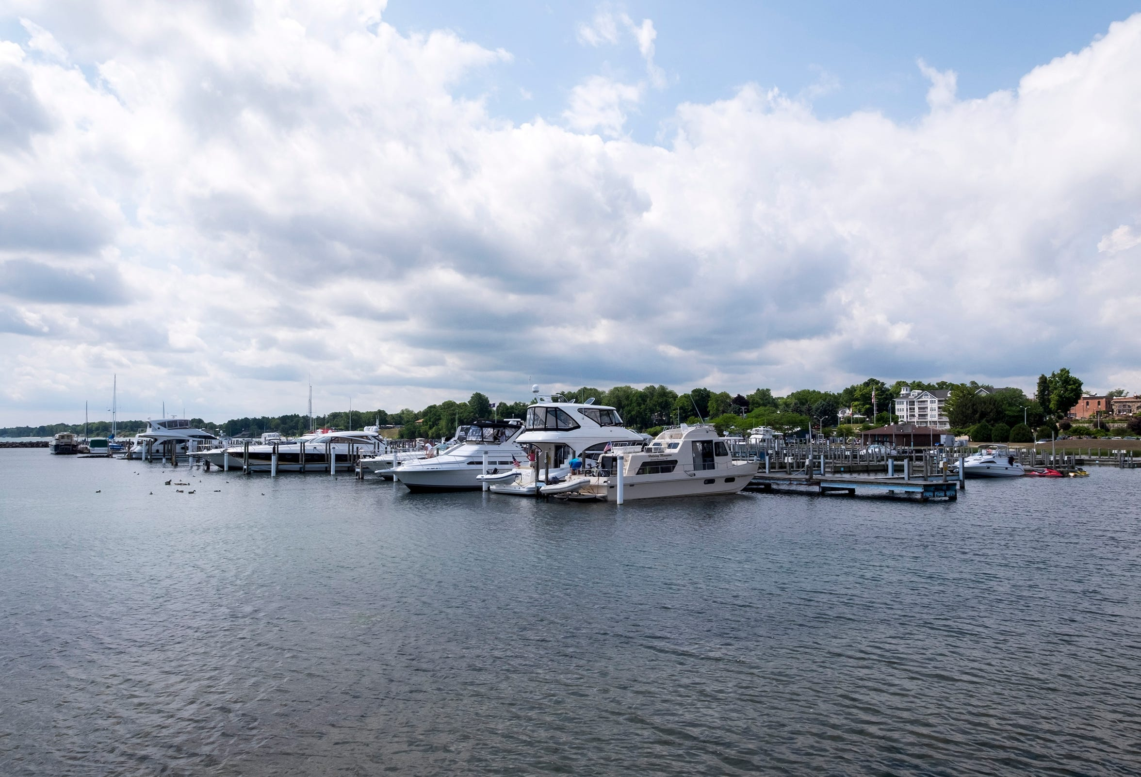 Lexington has been selected to be part of the Sustainable Small Harbors project, funded by Michigan Sea Grant and other partners. The goal of the project is to identify the factors that keep small harbors from becoming sustainable and to provide community leaders with the tools to assess and strengthen them.