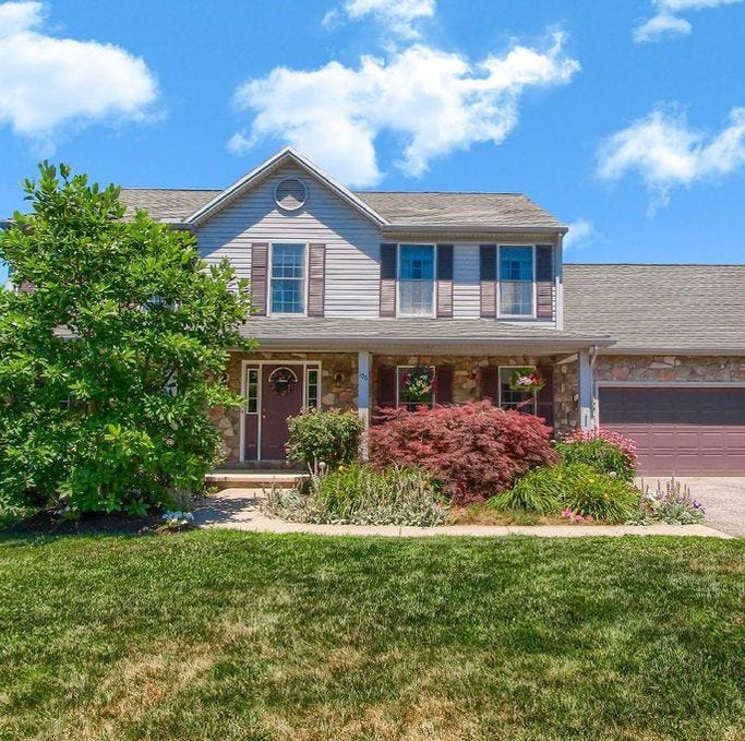 Listed: Check out these $300K homes for sale in York County