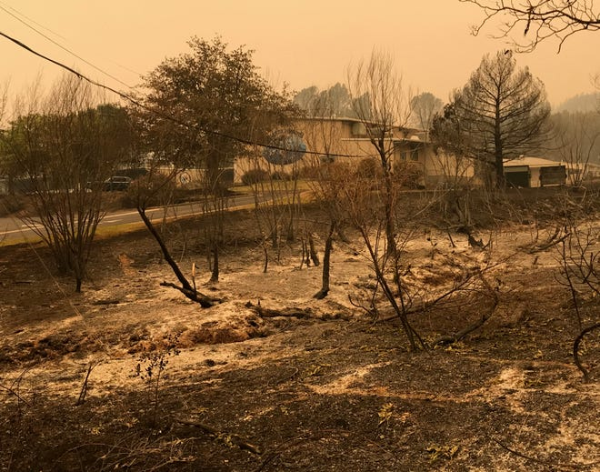 Students attending the Shasta Union Elementary School may have to start the school year in a different location due to damage from the Carr Fire.