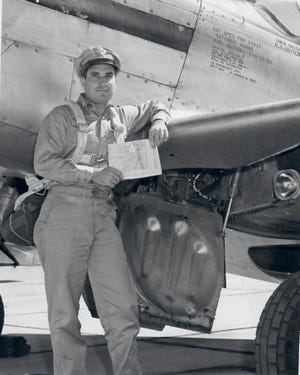 Stephen A. Stone Jr. was a pilot in World War II and Korea.