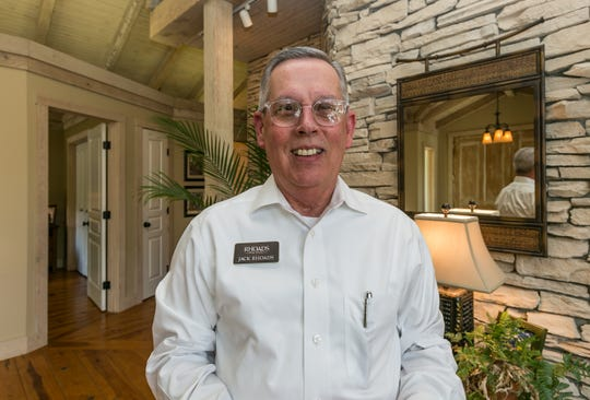 After 32 years in his previous home, Jack Rhoads decided moving was worth the hassle if it meant living in this Old Southern Hills jewel.