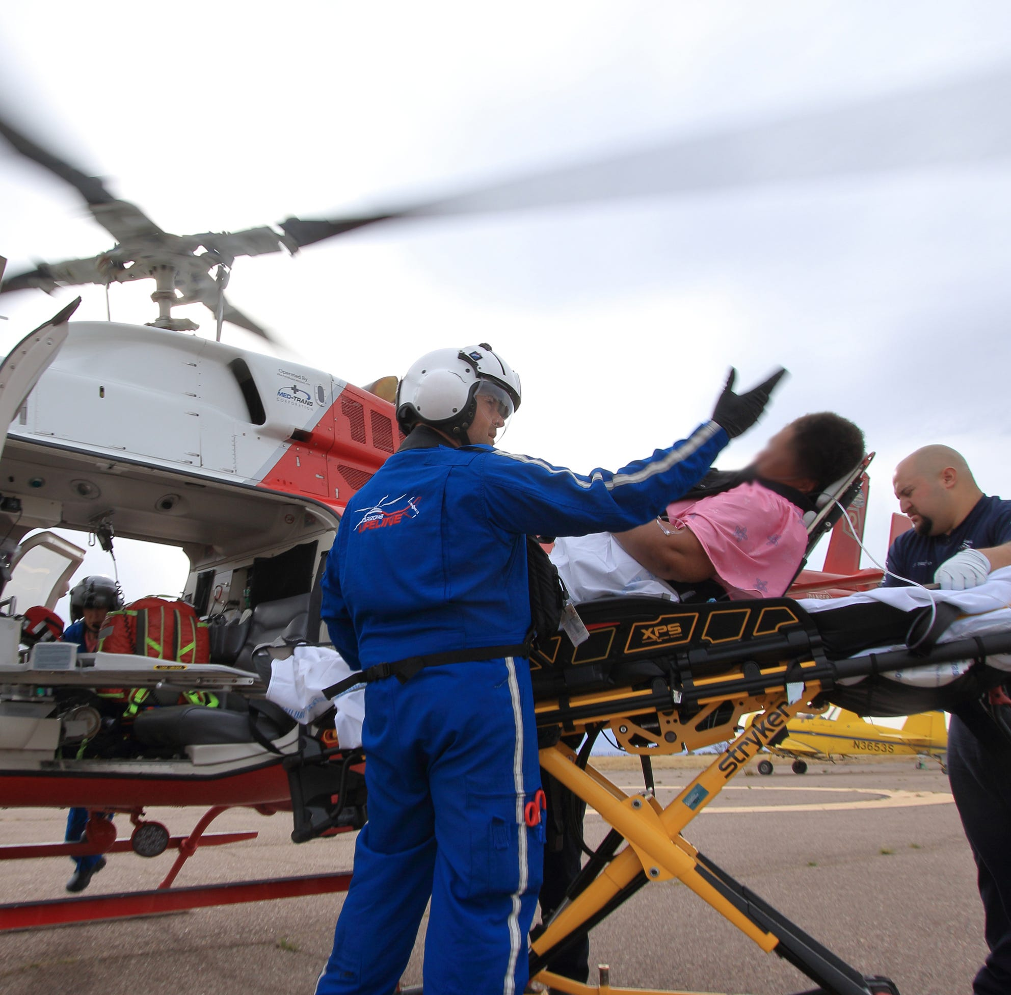 Don't limit access to air medical support