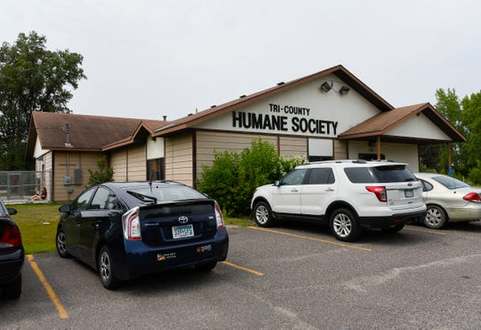 The Tri-County Humane Society show Friday, Aug. 3, is running out of space at the shelter in St. Cloud.