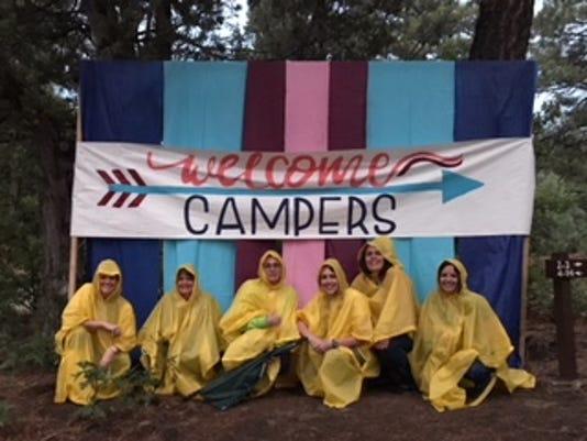 Mesquite Girls Camp