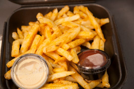 Fries from Magleby's Wednesday, Aug. 1, 2018.