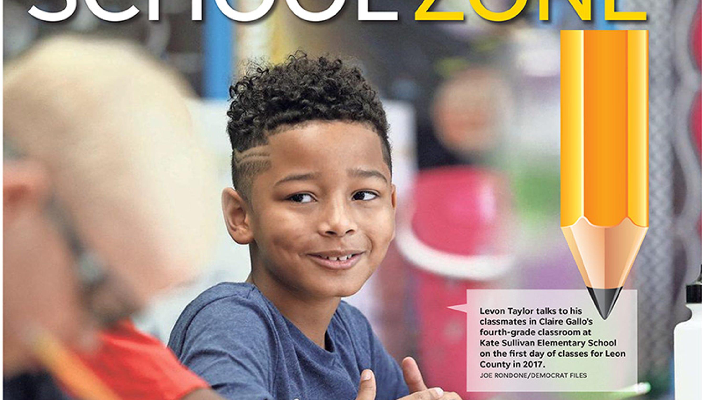 School Zone 2018: Liberty County
