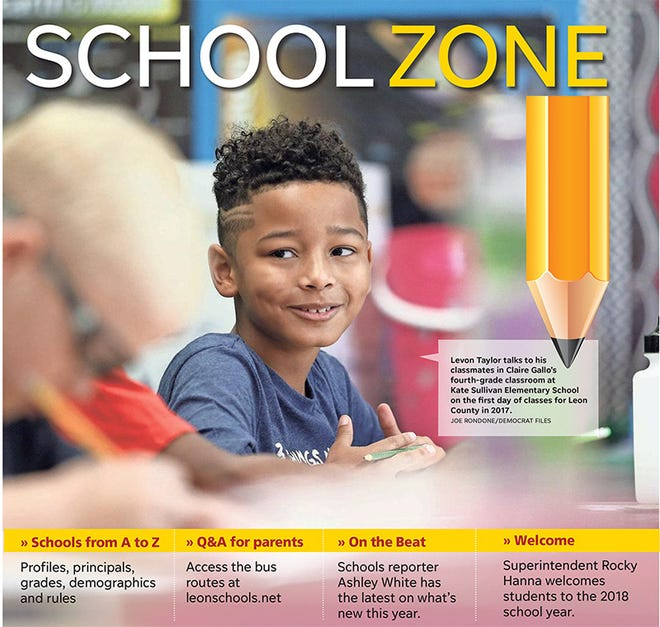 School Zone 2018: Your guide to back to school