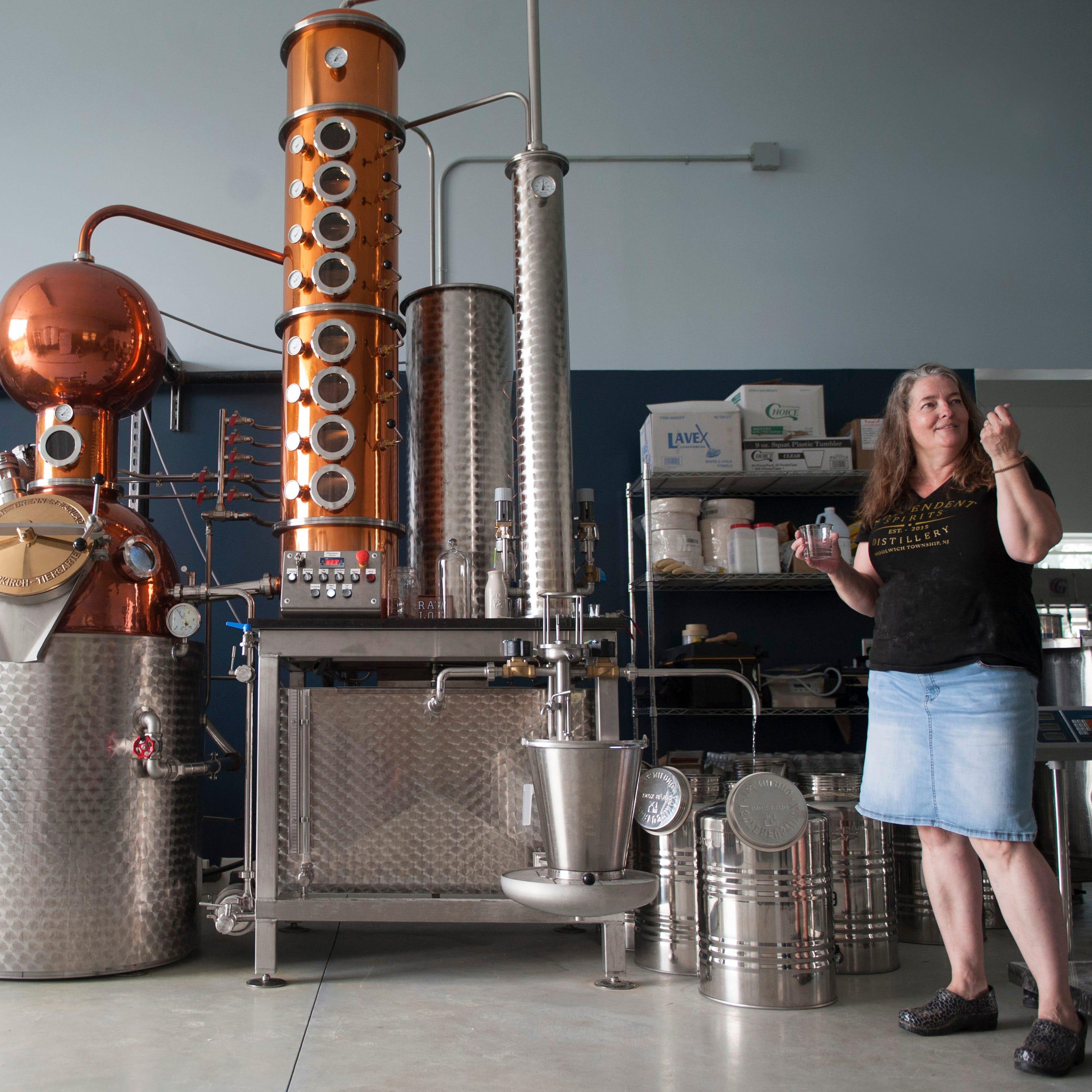Hoochie mama goals: 'Grow old filling whiskey barrels'