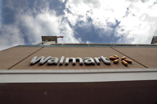 The Walmart in White Plains, photographed Aug. 3, 2018, is closing its doors on Aug. 10th. All remaining items for sale are marked down 75%.