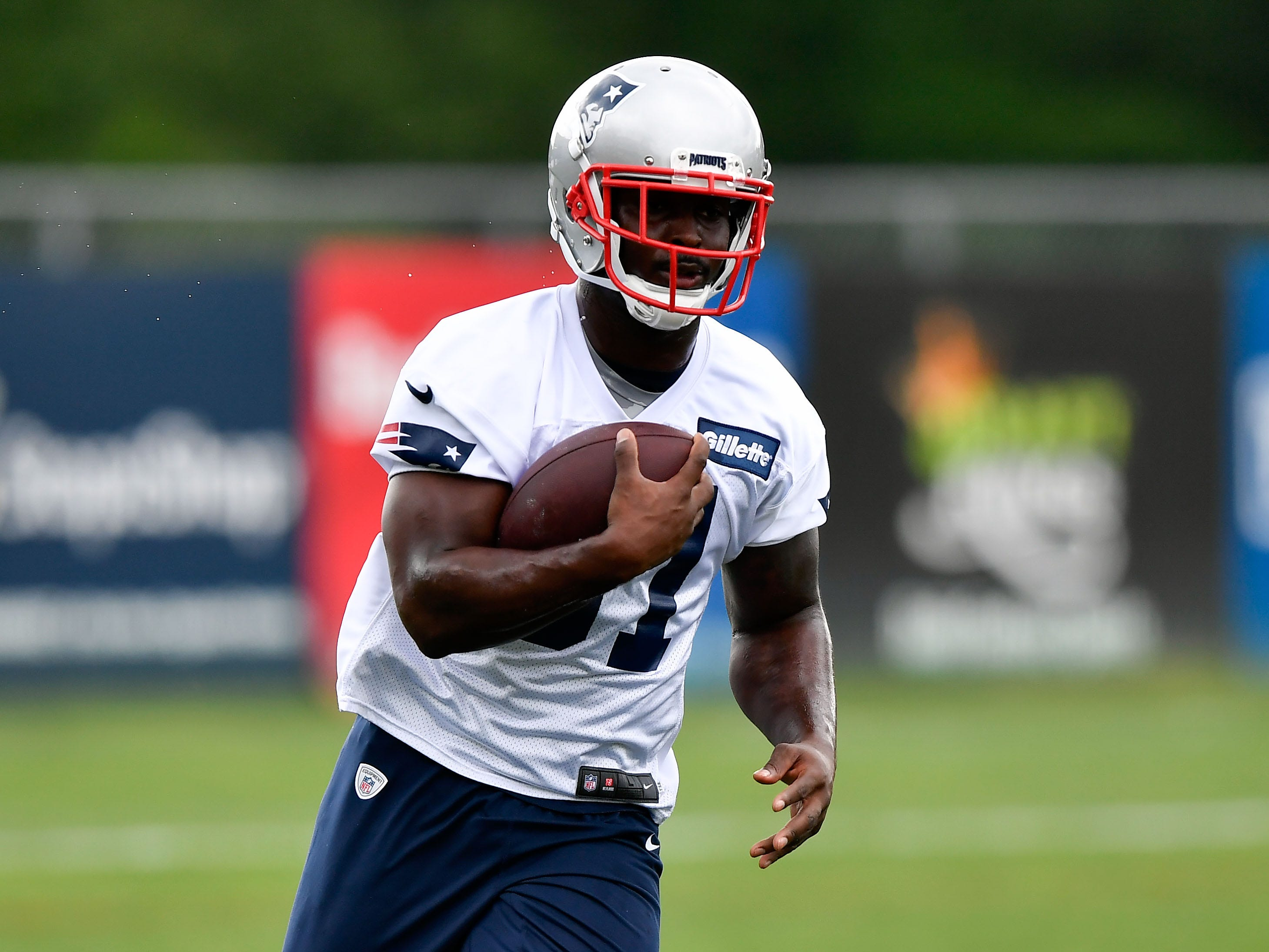 No. 32: Sony Michel, RB, Patriots