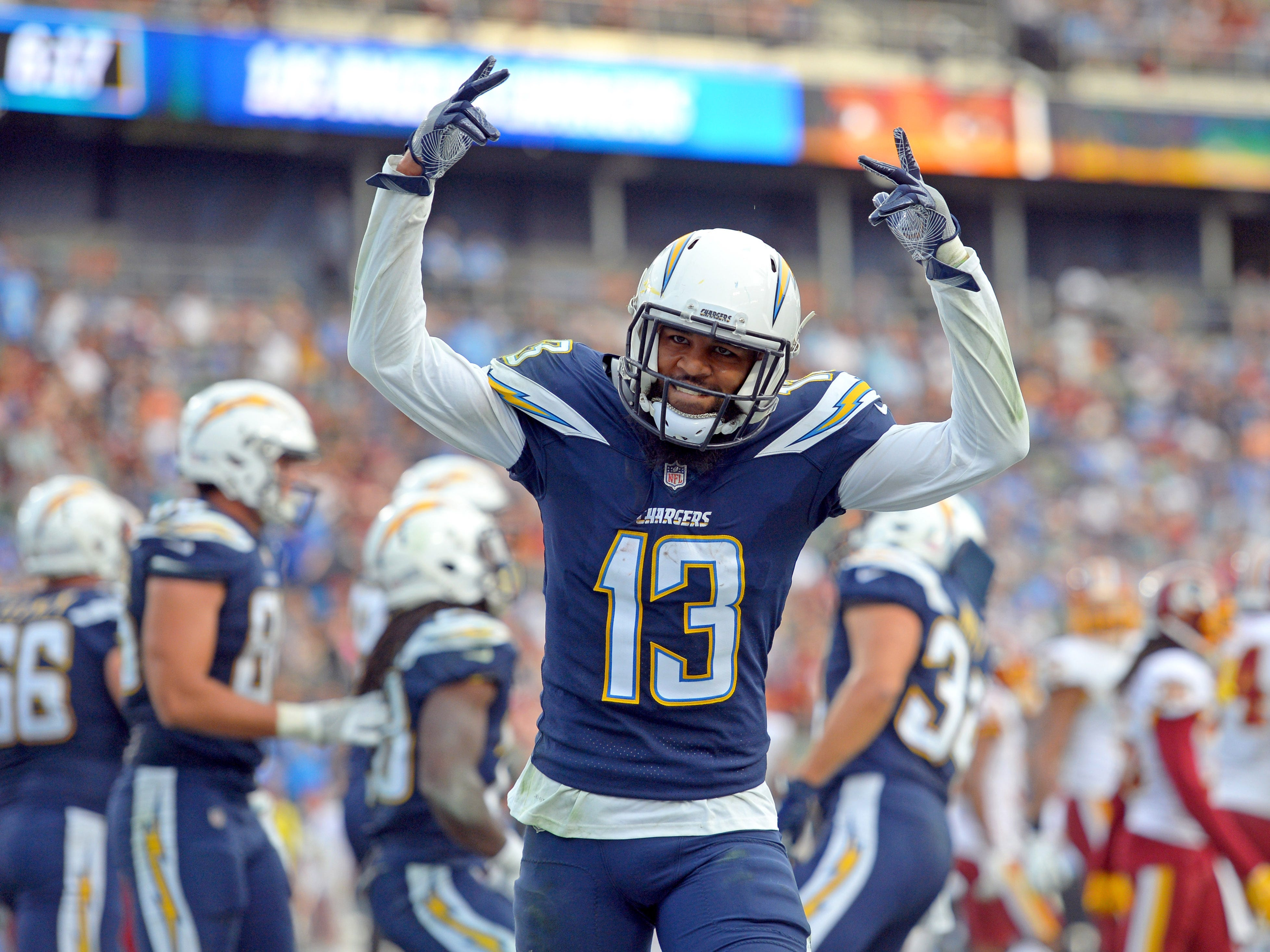No. 14: Keenan Allen, WR, Chargers