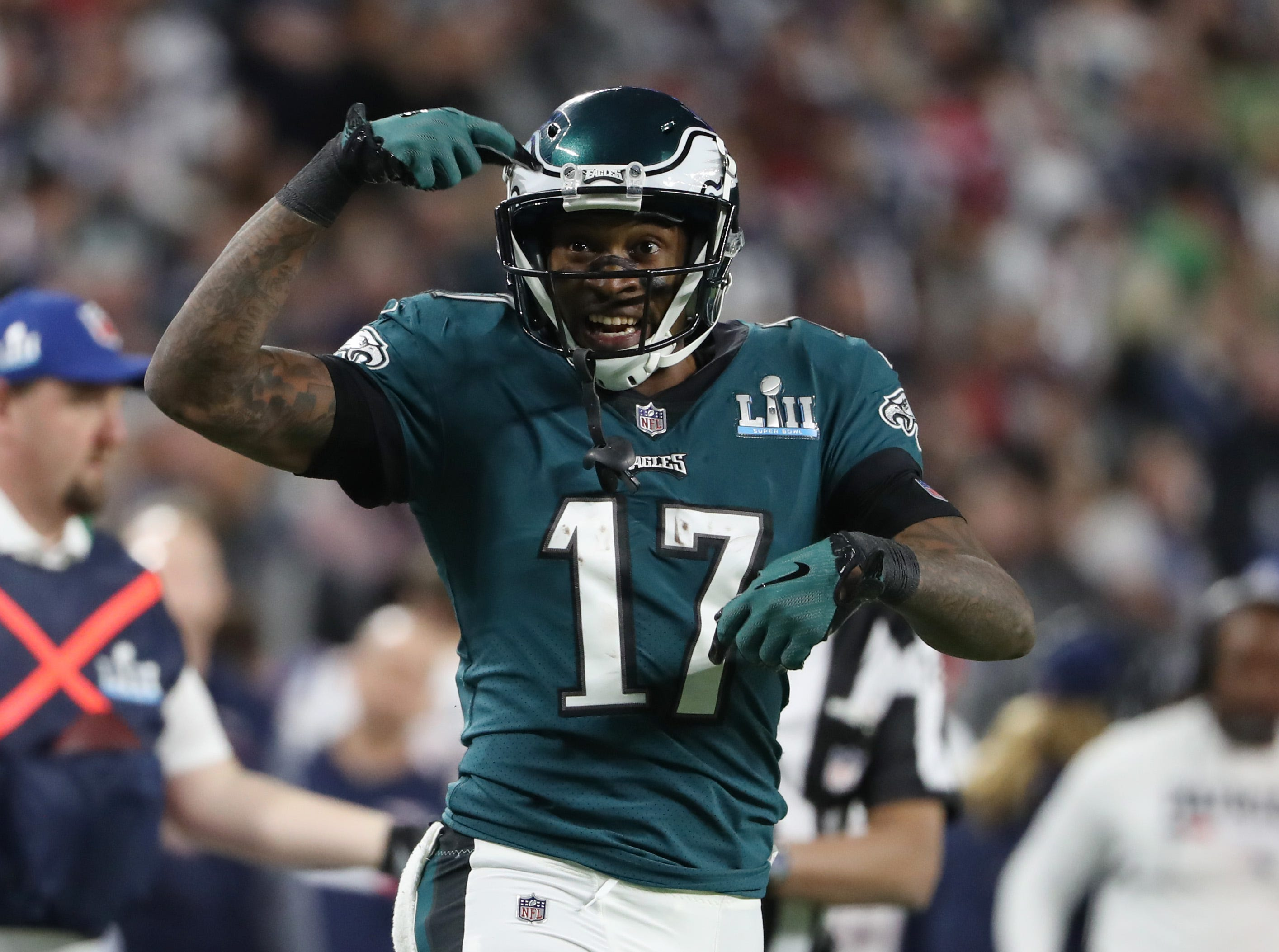 No. 31: Alshon Jeffery, WR, Eagles