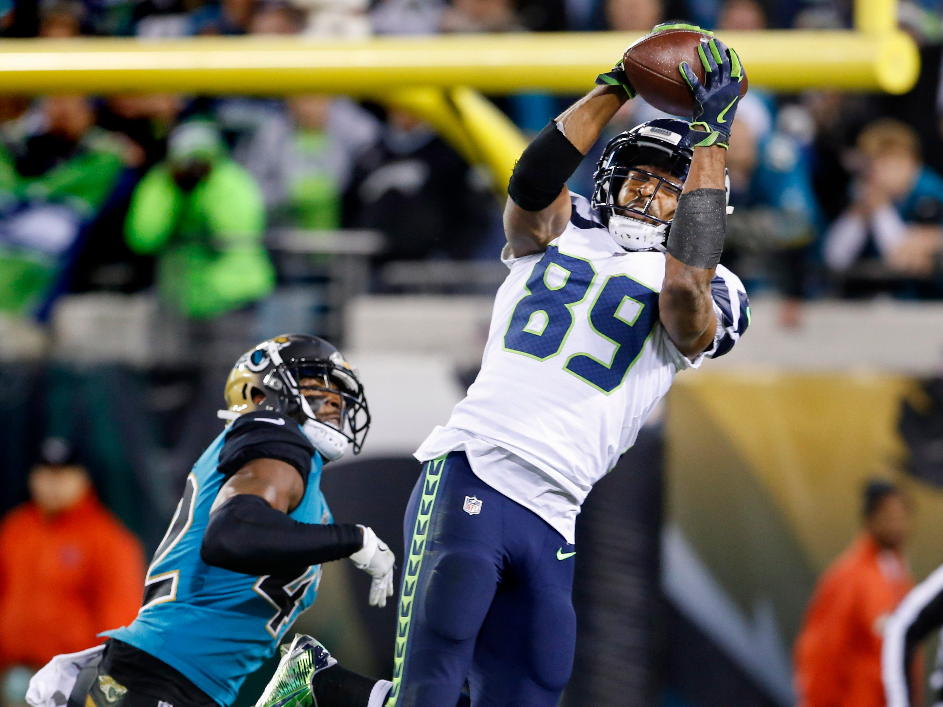 No. 35: Doug Baldwin, WR, Seahawks