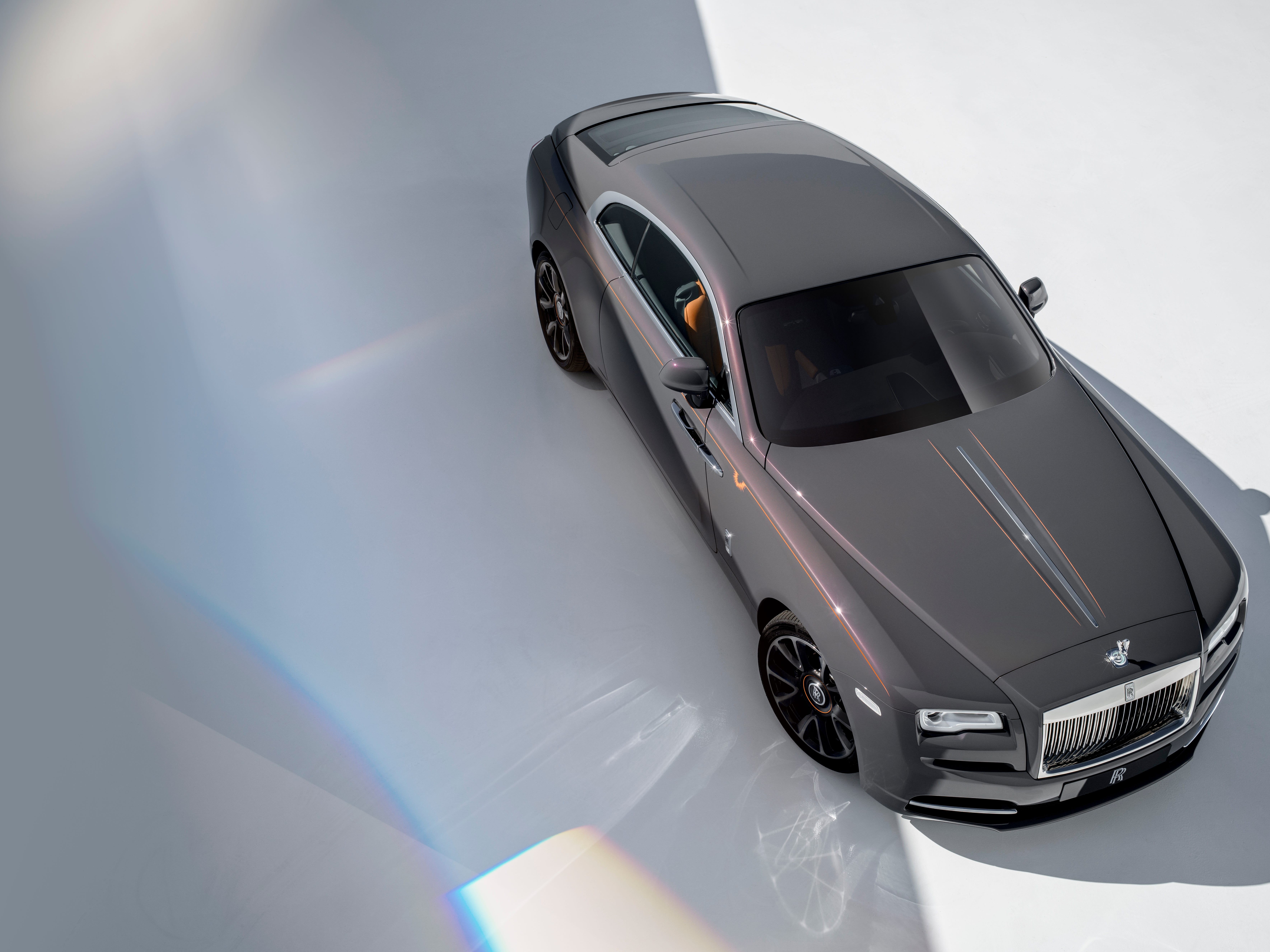 Rolls-Royce has created a Limited Collection of just 55 cars.