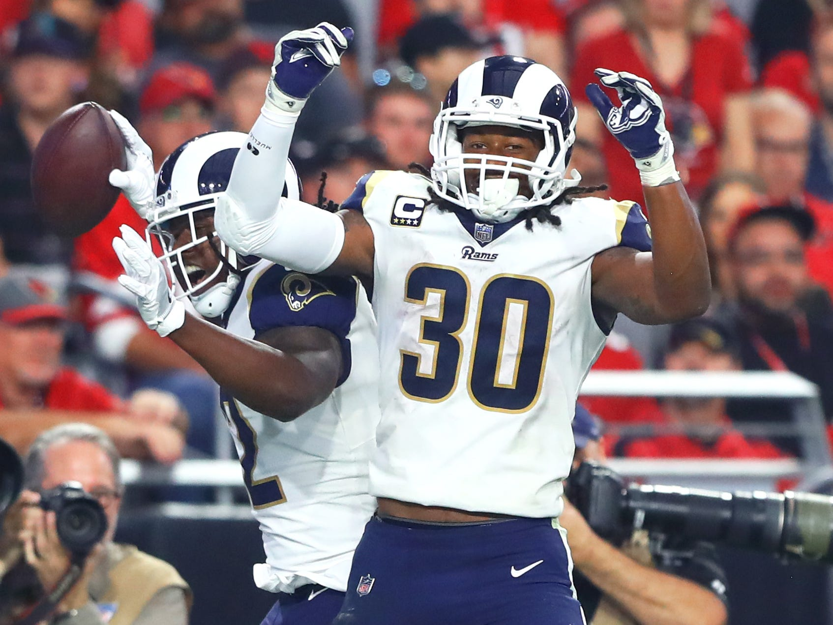 No. 3: Todd Gurley, RB, Rams