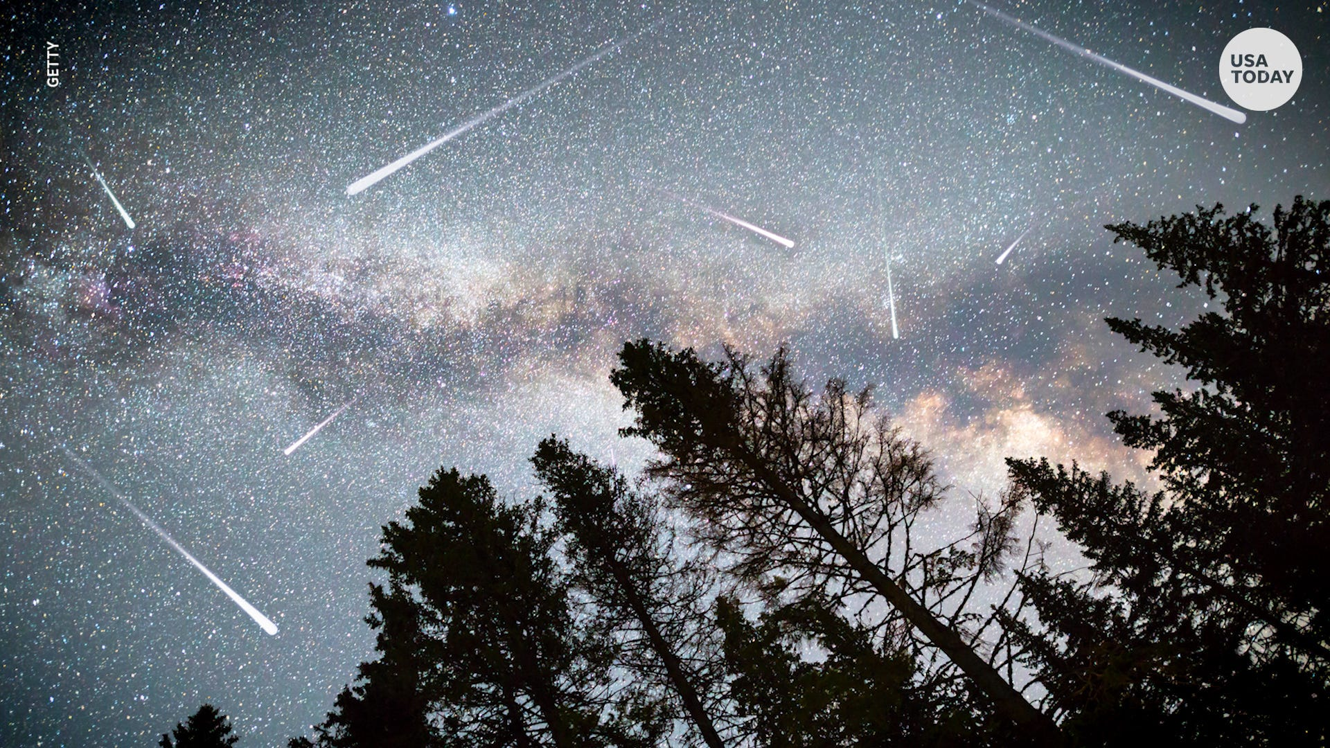 Perseid meteor shower will be this summer's best light show