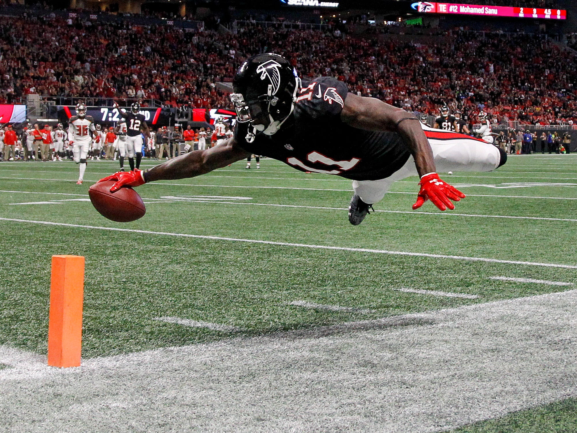 No. 15: Julio Jones, WR, Falcons