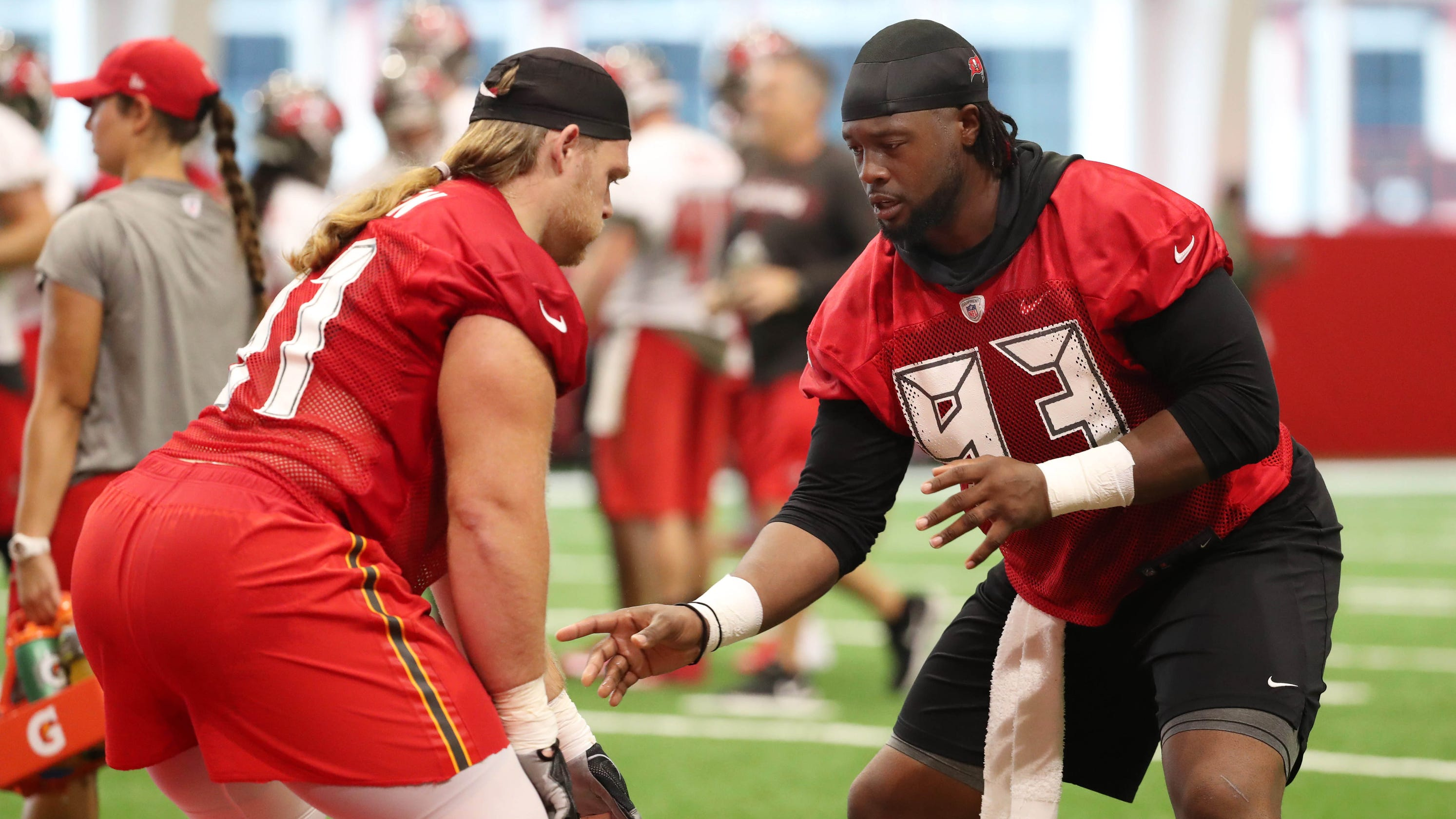 20a228cd Buccaneers: Gerald McCoy believes hungry D-line is ready to feast