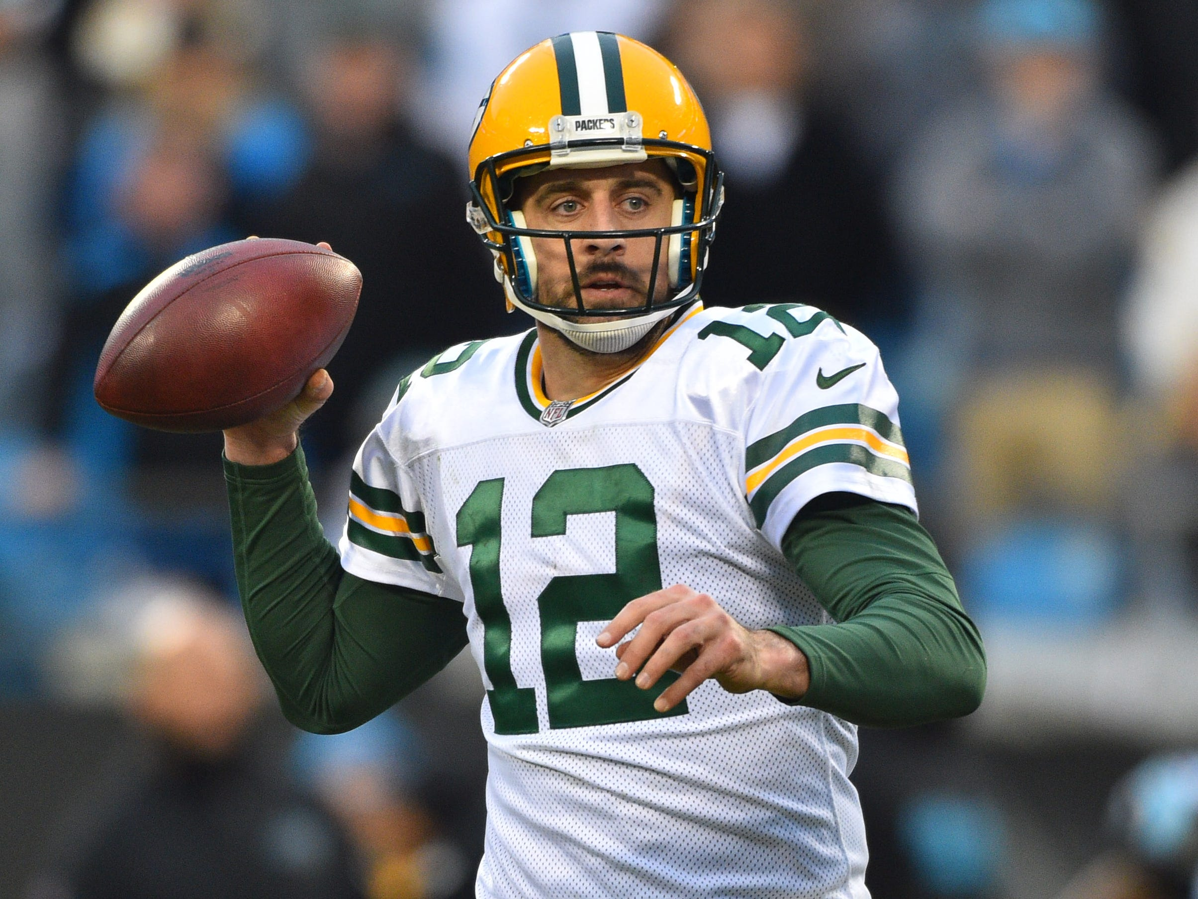 No. 24: Aaron Rodgers, QB, Packers
