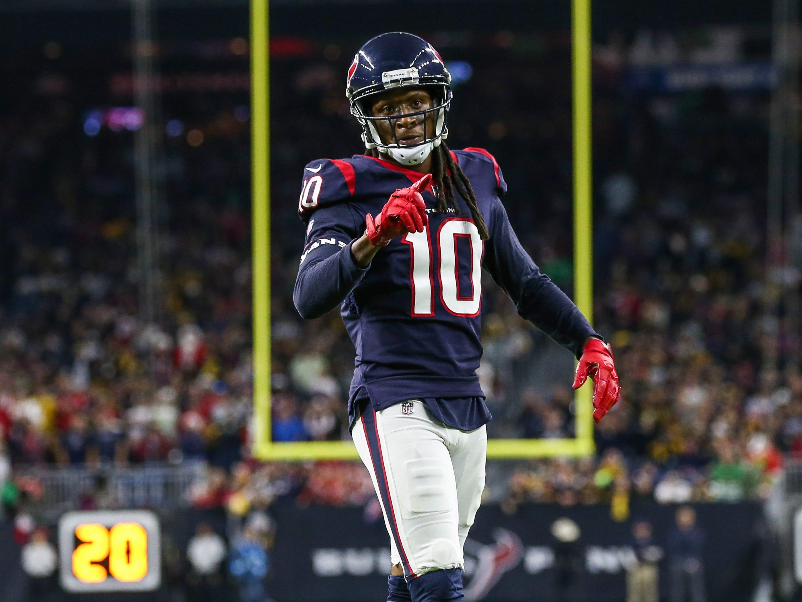 No. 12: DeAndre Hopkins, WR, Texans