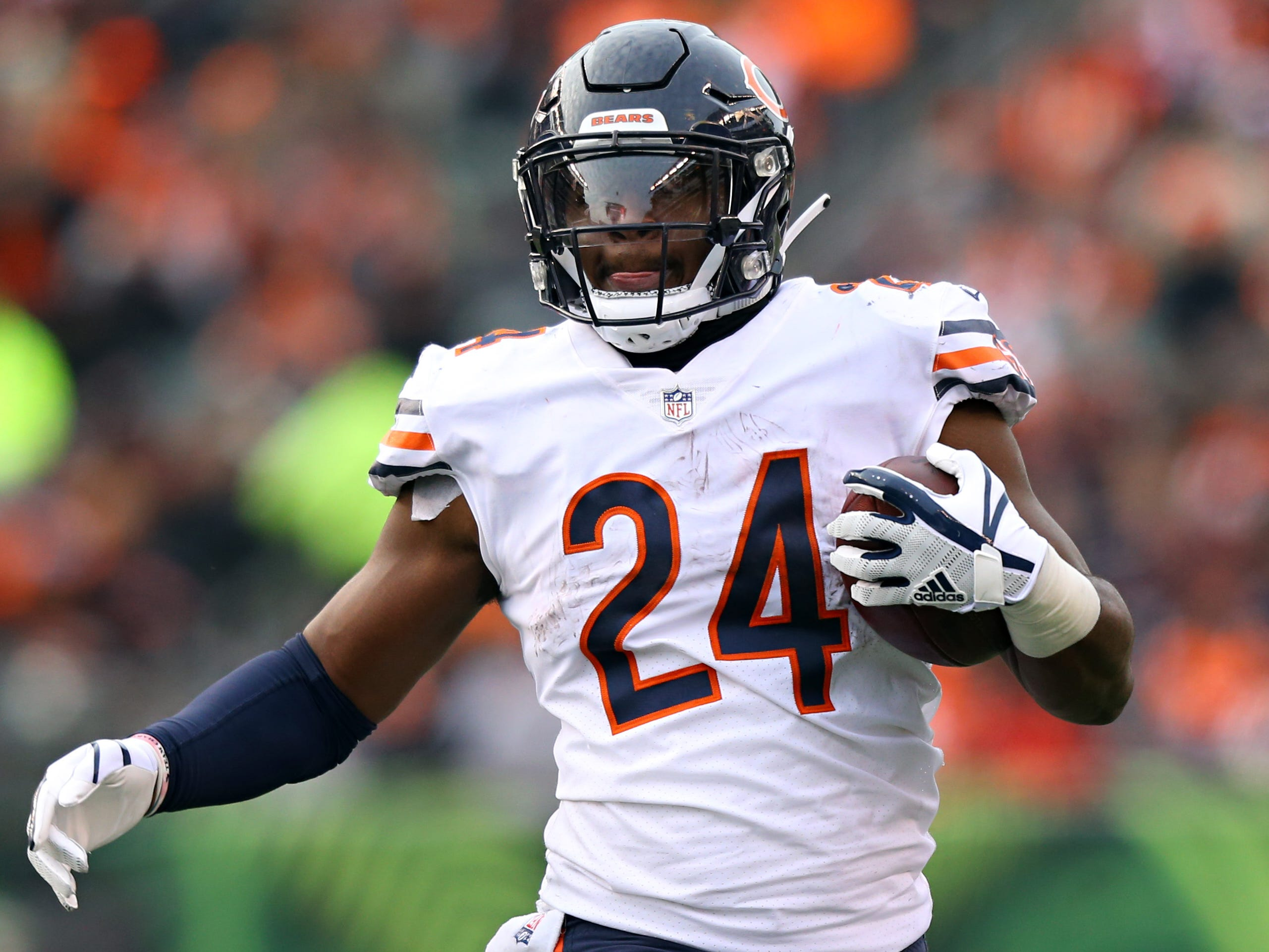 No. 28: Jordan Howard, RB, Bears