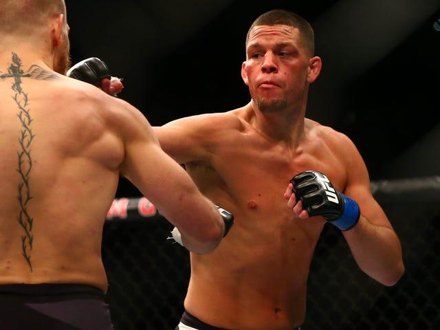 Nate Diaz to make UFC return against Dustin Poirier