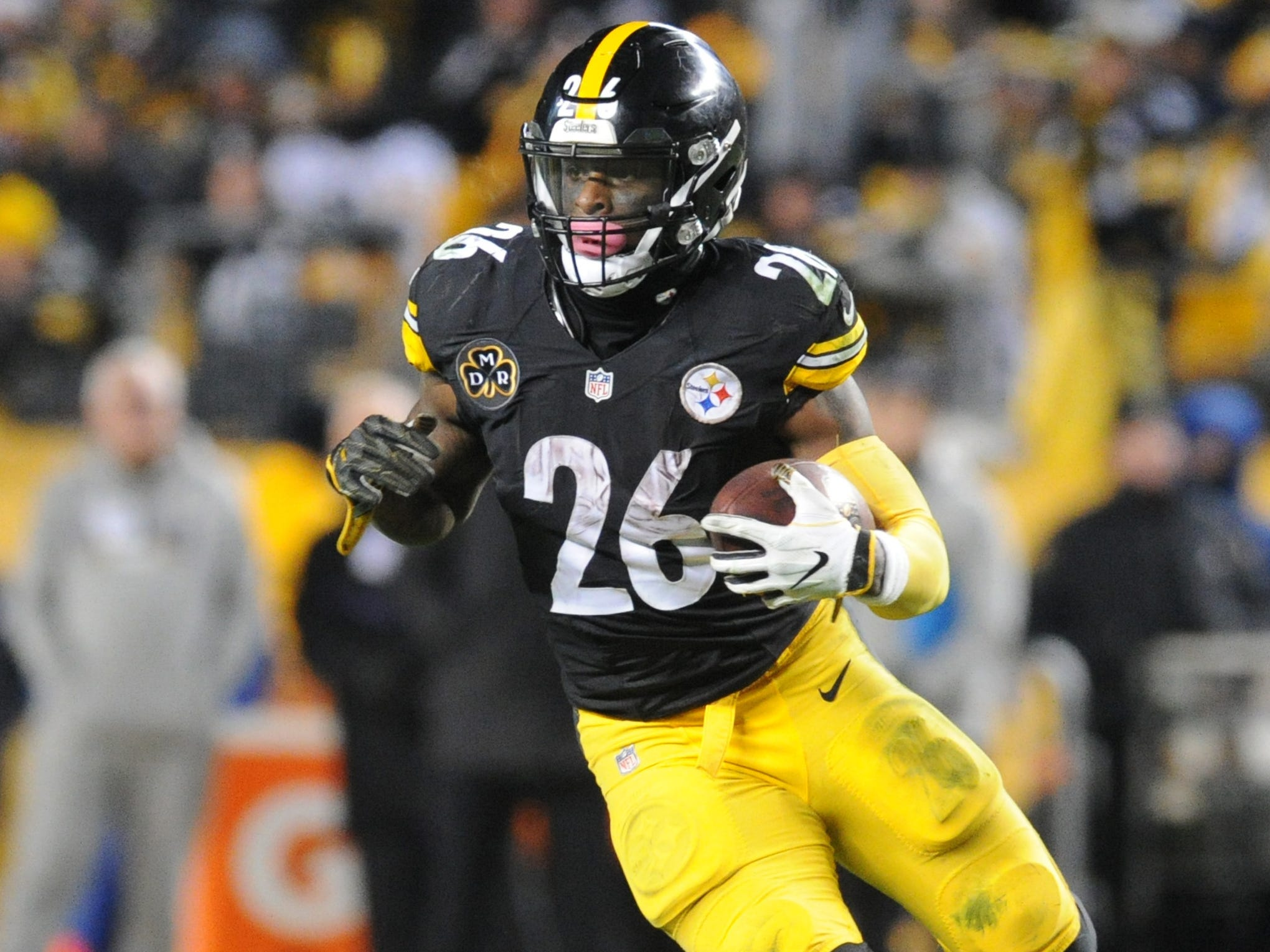 No. 1: Le'Veon Bell, RB, Steelers
