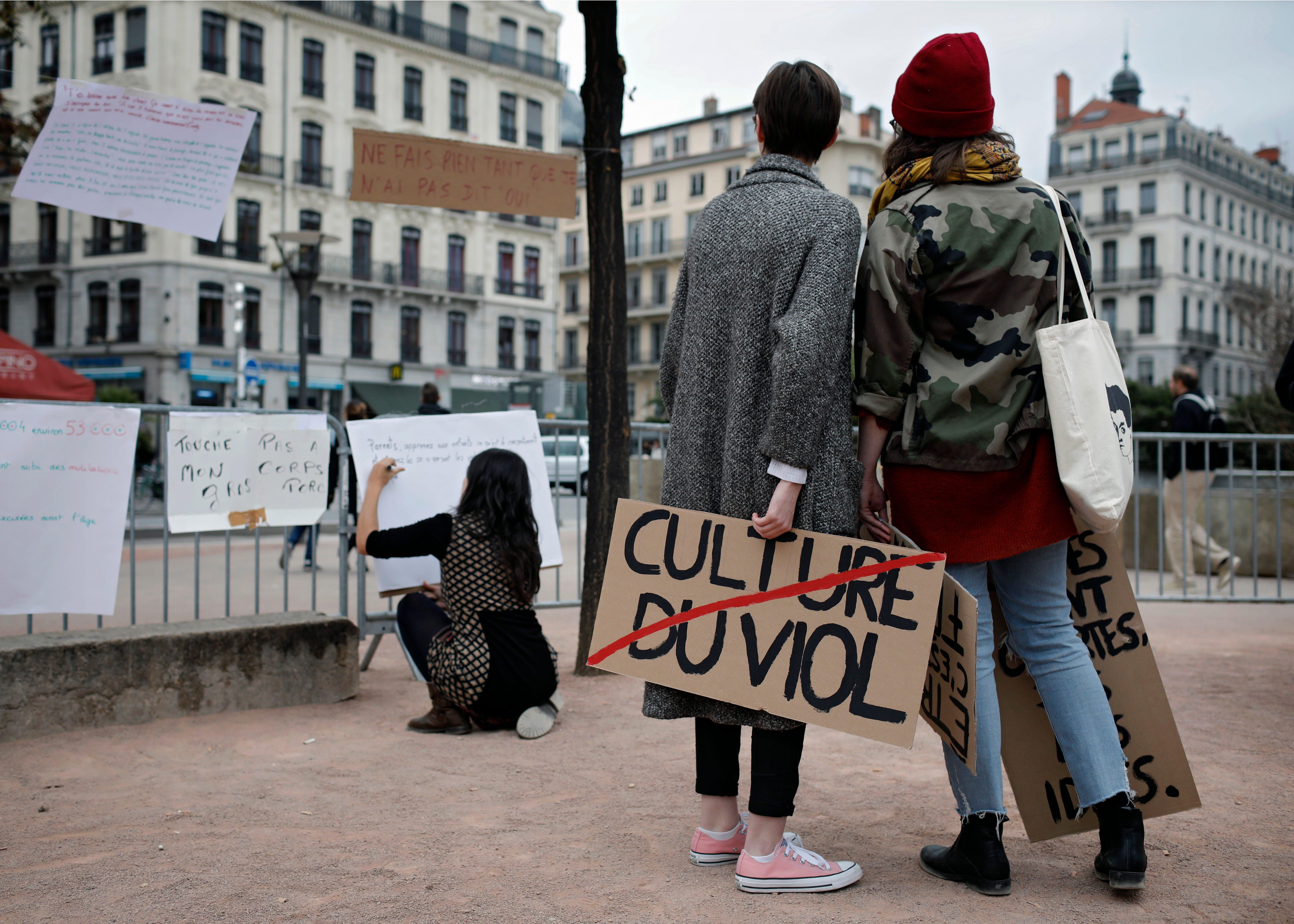 France bans catcalling, outlines steep fines for gender-based street harassment