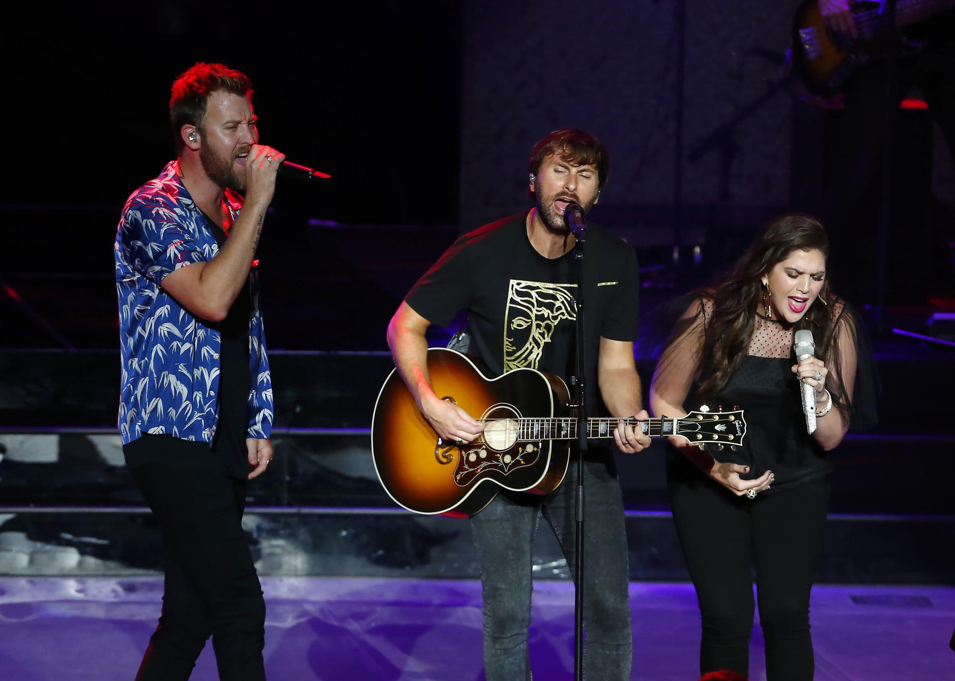 Lady Antebellum and Darius Rucker at PNC Bank Arts Center