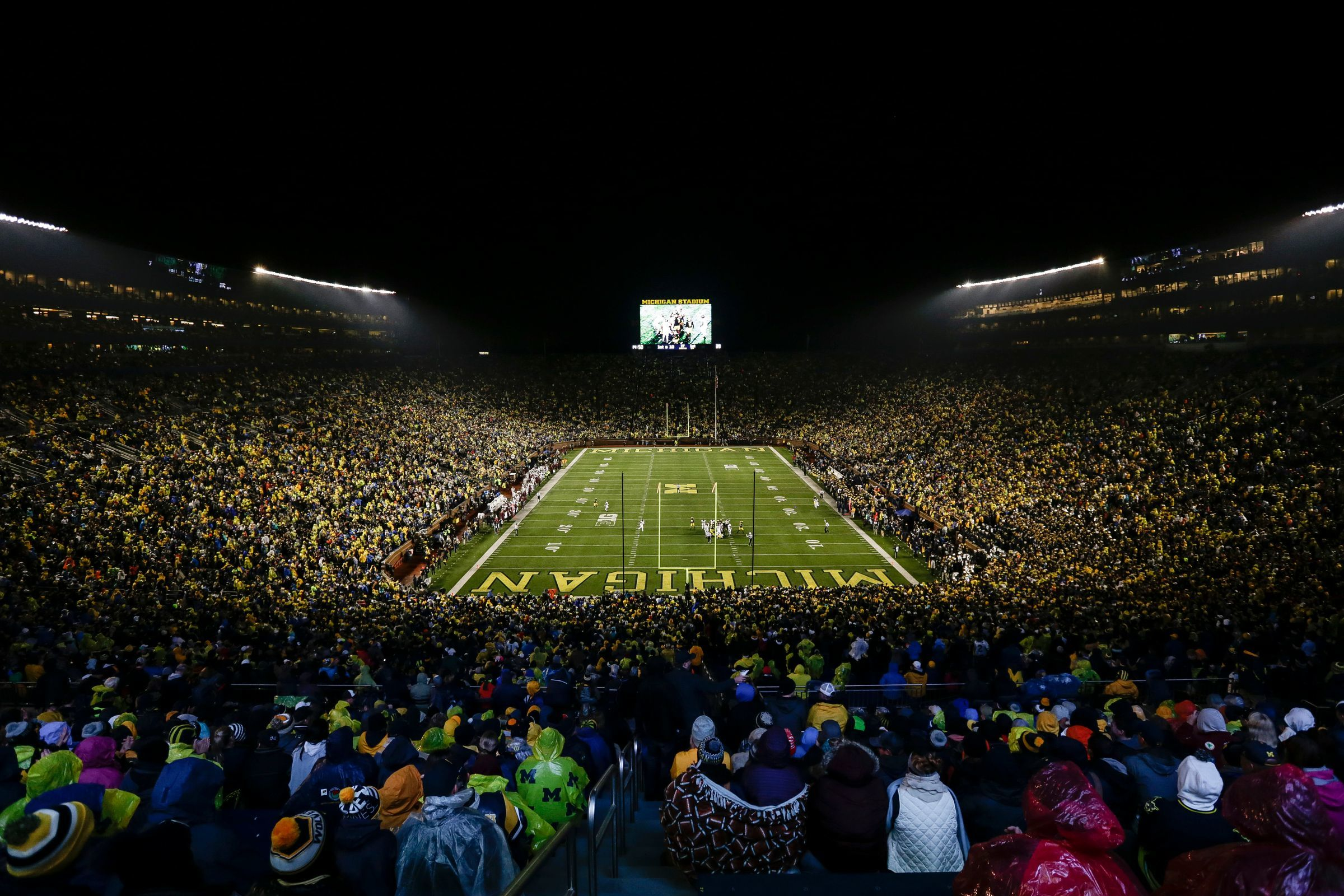 17. Western Michigan at Michigan. When: Sept. 8. Where: Ann Arbor. The buzz: Western Michigan will be big underdogs in Ann Arbor, but the Wolverines could be on upset alert.