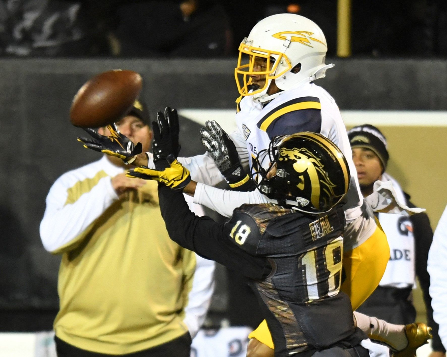 15. Toledo at Western Michigan. When: Oct. 25. Where: Kalamazoo. The buzz: Toledo dominated their MAC West rivals last year, 37-10. But this year's game should be different with both teams returning key starters.