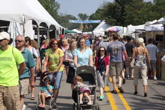 Milford Memories brings three days of fun to downtown Milford.