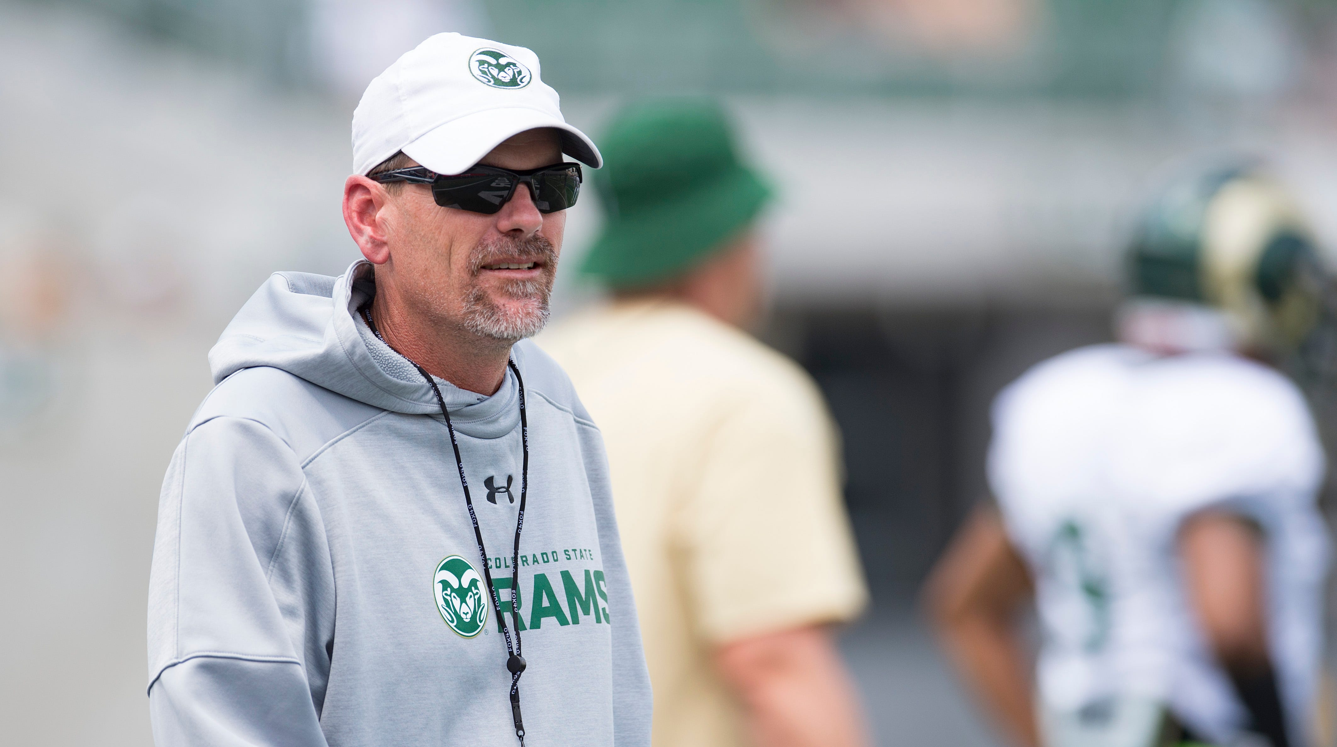 CSU football coach Mike Bobo misses practice while undergoing medical evaluation