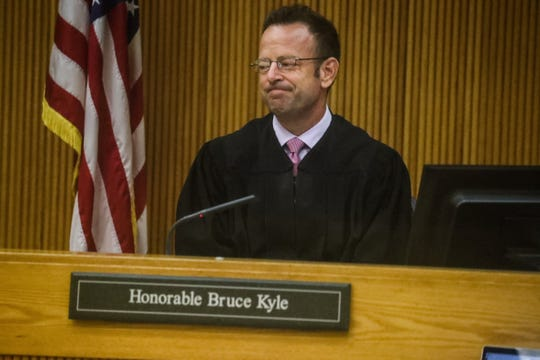 Lee County Circuit Court Judge Bruce Kyle has presided over the Lake Boyz trial.