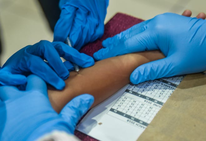 Vaccines are a simple and highly effective method of protection against destroying diseases, says Marty Nygaard, a pediatrician at the Intermountain Sunset Clinic.