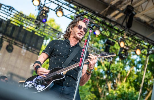 Rick Springfield will perform at the Tennessee Valley Fair.