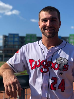 Chad Spanberger has recently joined the Lansing Lugnuts after being traded by the Colorado Rockies to the Toronto Blue Jays. He was one of the top offensive players this season in the South Atlantic League while playing for the Asheville Tourists.