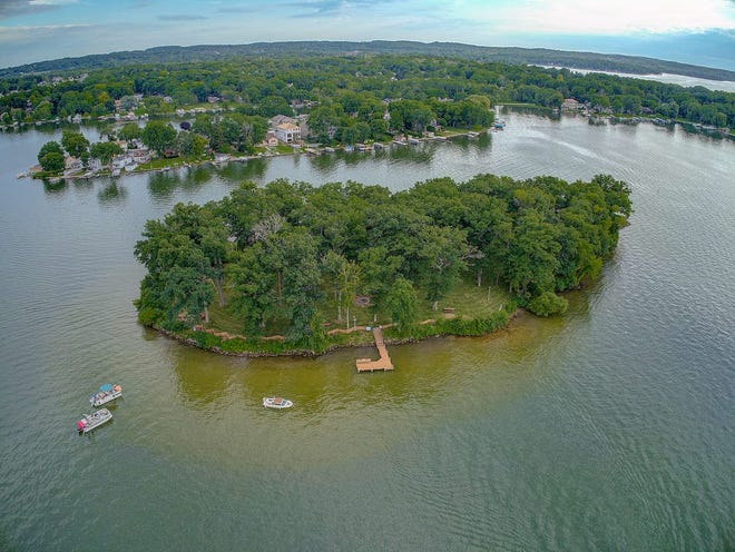 A private island on Pewaukee Lake may finally have an official name soon.