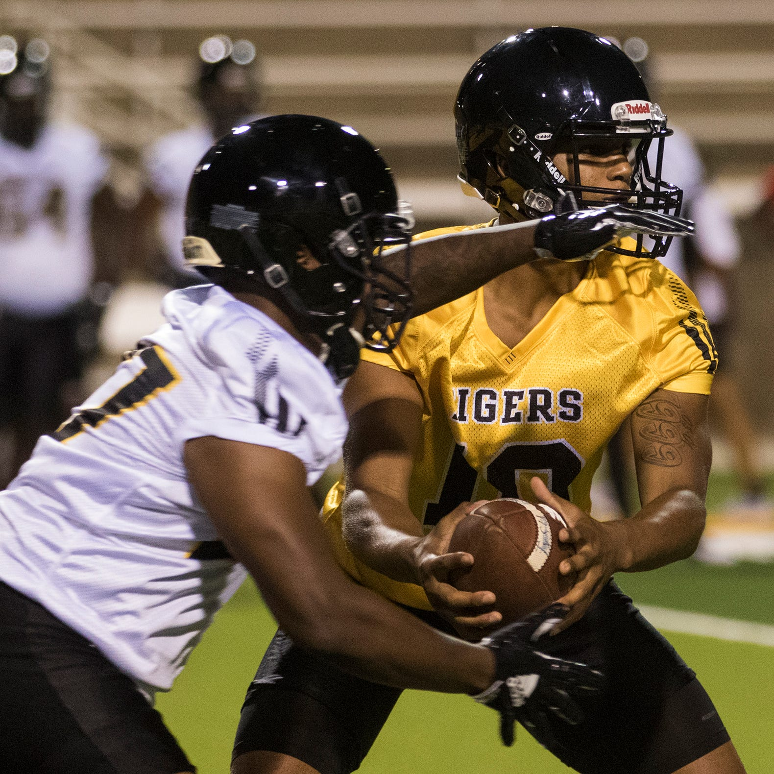 Scrimmage scribbles: News, notes from Grambling's first fall scrimmage